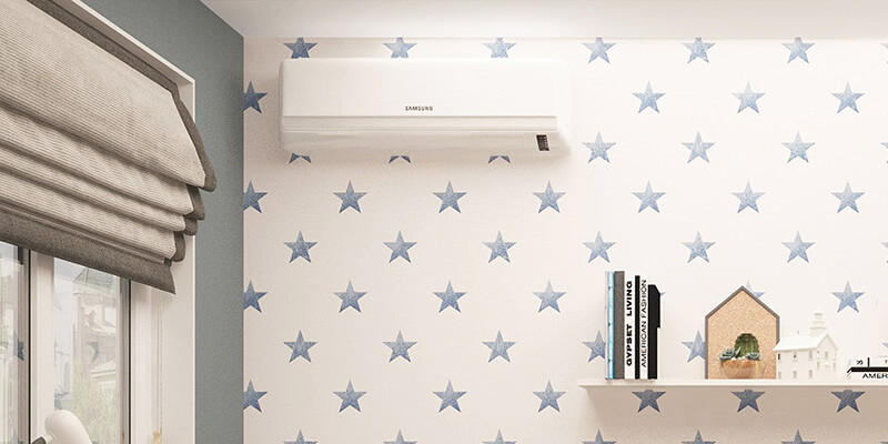 Wall mount air conditioner